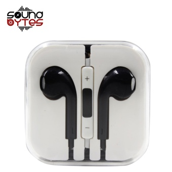 Sound Bytes Model Stereo In-Ear Headphones Earphones (Black)