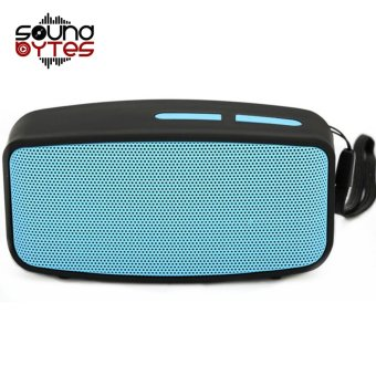Sound Bytes N10 Extreme Bluetooth Speaker (Blue)