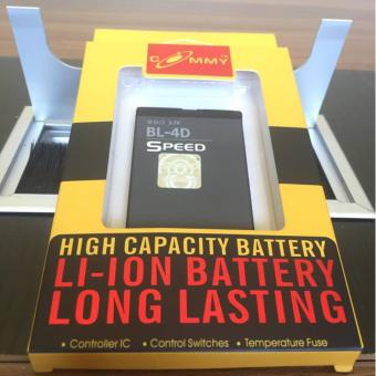 Speed Li-ION Battery For BL-4D 3.7V