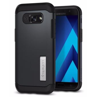 Spigen Galaxy A5 (2017) Case Slim Armor Metal Slate