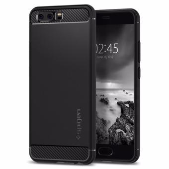 Spigen Huawei P10 Case Rugged Armor Black