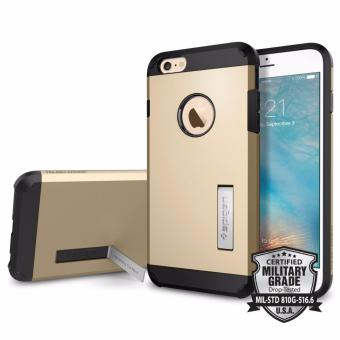 Spigen Iphone 6s Plus / 6 Plus Air Cushion Technology Tough Armour(Champagne Gold) SGP11659