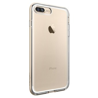 Spigen Neo Hybrid Crystal Case for iPhone 7 Plus (Champagne Gold) - 4