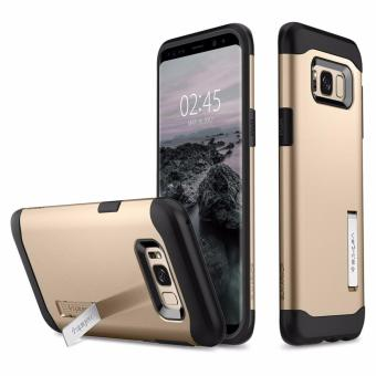 SPIGEN Slim Armor Case for SAMSUNG Galaxy S8 (Gold Maple)