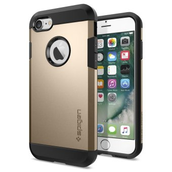 Spigen Tough Armor TPU Case for iPhone 7 (Champagne Gold)