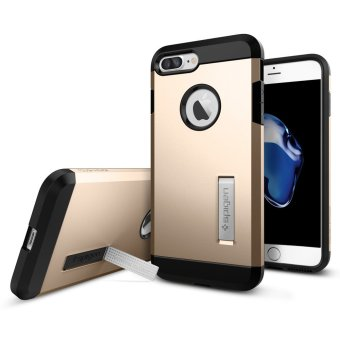 Spigen Tough Armor TPU Case for iPhone 7 Plus (Champagne Gold)