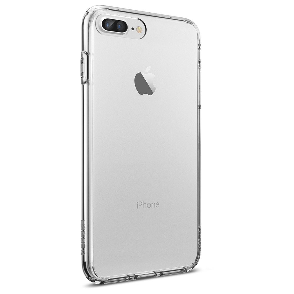 ... Spigen Ultra Hybrid Case for iPhone 7 Plus (Clear) ...