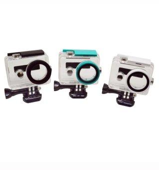 Sport Camera WaterProof Cases For Xiaomi Xiao Yi Mini Camera CaseKingMa Housing Box For Sports Xiaoyi Cam YI Accessories - intl - 2