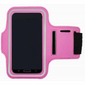 Sports Armband for Lenovo Vibe Shot (Pink)