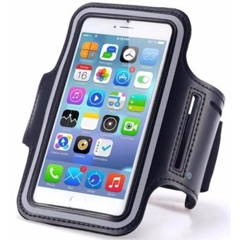 Sports Gym Armband Arm Band Cover for iPhone 7 Plus (Black) Price Philippines