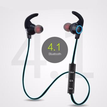 Sports Wireless Bluetooth Earphone Anti-sweat design HeadsetEarbuds Earphones with Mic In-Ear for iPhone SmartPhones
