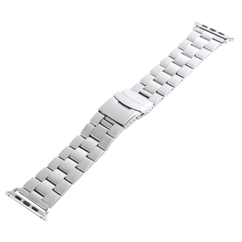 Stainless Steel Buckle Watchband Replacement for Apple Watch 42mm - picture 2