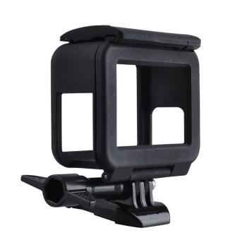 Standard Frame Mount Protective Housing Case & Lens Cover ForGoPro Hero 5 - 5