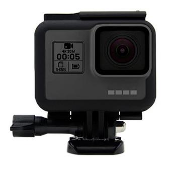 Standard Frame Mount Protective Housing Case & Lens Cover ForGoPro Hero 5 - 2