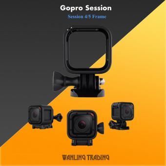 Standard Frame Mount Protective Housing Case for GoPro Hero 4 Session , Gopro Hero 5 Session