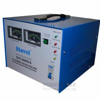Stavol SVC-2000VA Automatic Voltage Regulator 2000 Watts AVR