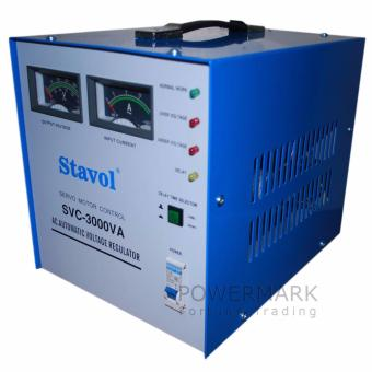 Stavol SVC-3000VA Automatic Voltage Regulator 3,000 Watts AVR