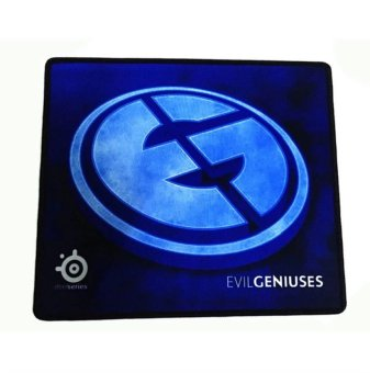 SteelSeries Evil Geniuses H-8 Gaming Mousepad (Blue)