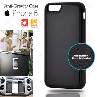 Stick Anywhere Anti Gravity Case for iPhone 6 (Black)