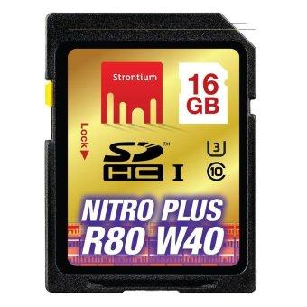 Strontium Nitro Plus 16GB SD Card