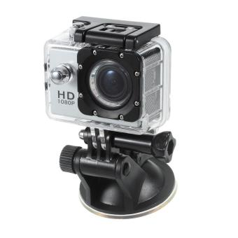 Suction Cup Car Mount Holder with Thumb Screw for GoPro Hero 4Session/4/3+/3/2/1 SJCMA SJ5000 Xiaomi Yi Etc - intl