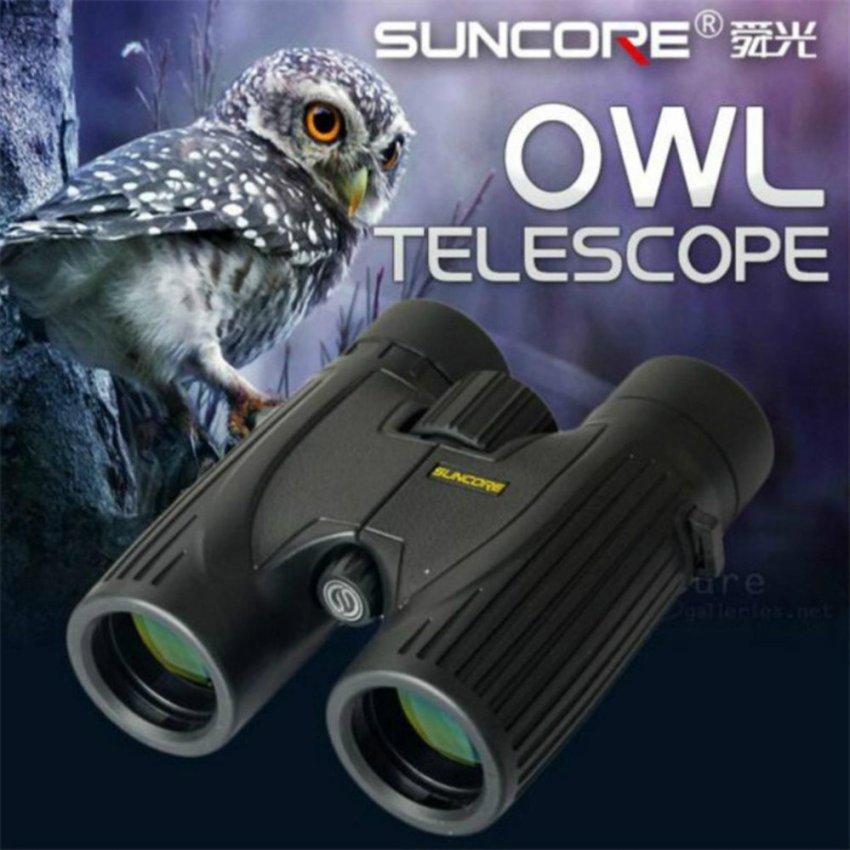 Philippines   Suncore 8x32 Military Binoculars Waterproof HD Zoom Profissional Wide Angle Spotting Scope Hunting Telescope - intl Search Compare