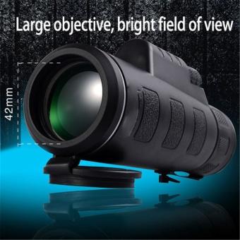 SUNCORE Waterproof HD 35x50 Monocular Telescope with TripodInterface SEND FREE Phone Clip - intl - 2