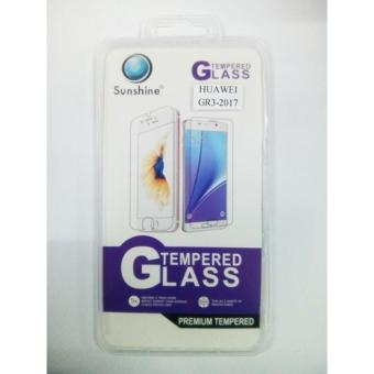 Sunshine Tempered Glass for Huawei GR3 2017