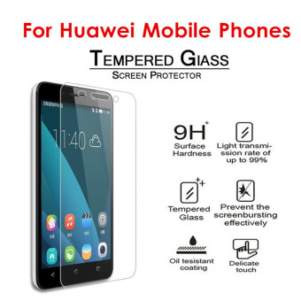 Sunshine Tempered Glass for Huawei Y3 II