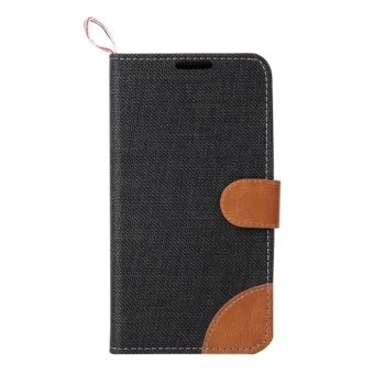 SUNSKY Leather Cover for Moto X(2nd Gen.) (Black) Price Philippines