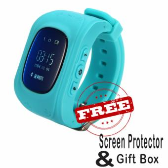 SUPER SALE: Q50 Smart Watch for Kids Anti-lost GPS Tracker Watch SOS Call Parent Remote Monitoring By iPhone and Android Smartphones - with FREEBIES!