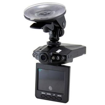 Surveillance 720P HD Car DVR Video Camera Recorder - 2