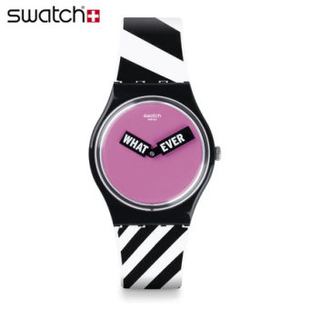 Swatch gb294 Vampire ghost watch Plate