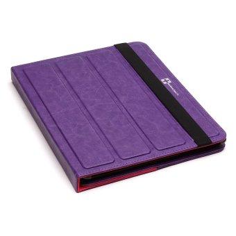 Swisstech Hamburg Case for iPad 2/3/4 (Violet/Pink)