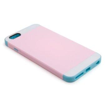 Swisstech Lancaster Case for Apple iPhone 6 Plus (Blue/Pink)