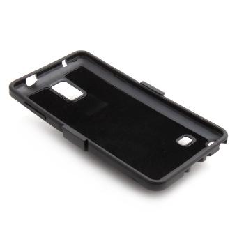 Swisstech Pasadena Case for Samsung Galaxy Note4/N910 (Black)