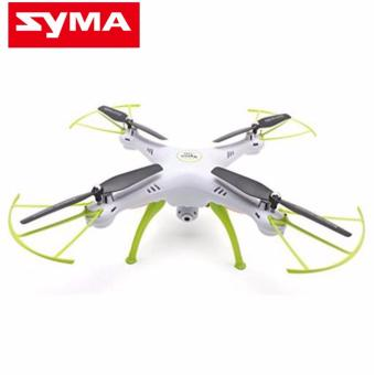 SYMA X5HC 2 Mega Pixel Camera 2.4G 4 Channel 6-axis Gyro QuadcopterRTF (Green)