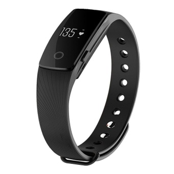 Sywell ID107 Heart Rate Wristband Smart Watch Sports Fitness BT4.0- intl - 3