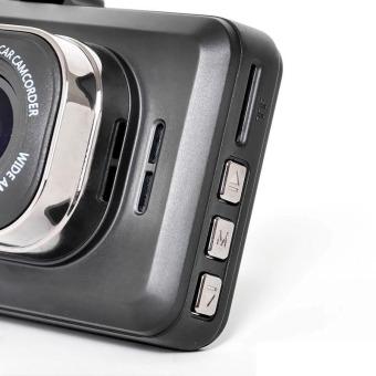 T636 Dual Lens Dash Camera Vehicle Blackbox Dashboard DVR WithG-Sensor - 4