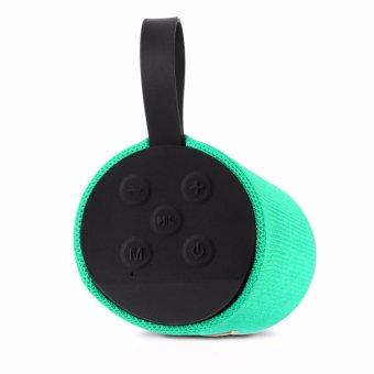 T&G TG113 Super Bass Wireless Bluetooth Speaker (Turquoise) - 5