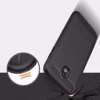 Tanxian soft case for Samsung J7 pro (black)
