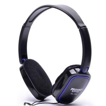 Techno Tamashi TH-780 Over-the-Ear Headphones (Blue)