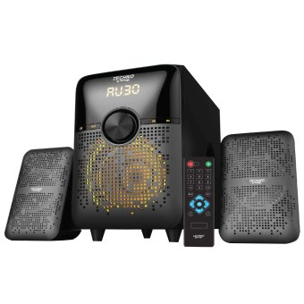 Techno Tamashi V-3696 Moonstone 2.1 Multimedia Speaker System
