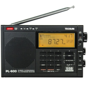 TECSUN full band FM/AM radio receiver PL-600 - intl