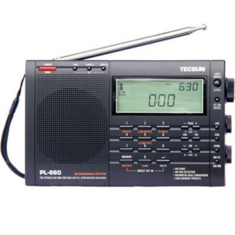 TECSUN full band FM/AM radio receiver PL-660 - intl