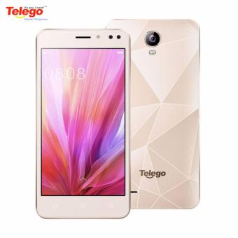 Telego Mobile Nova 1 8GB (Gold) with FREE Jelly Case
