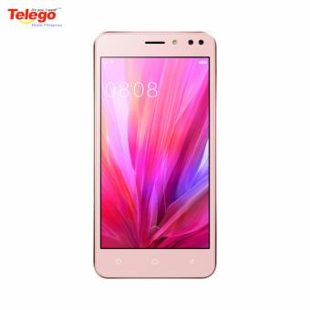 Telego Mobile Nova 2 8GB 5.0 IPS Display (Rose Gold) with FREE Jelly Case