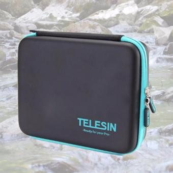 Telesin Waterproof Protective Organizer Case / Bag / for Action Cameras like GoPro Hero, SJCAM, Xiaomi Yi