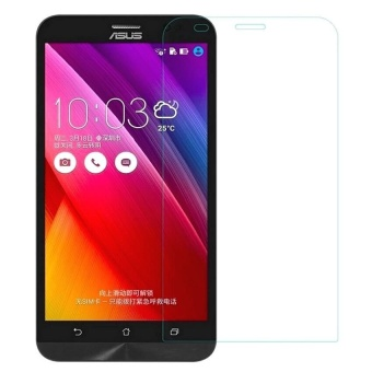 Tempered Glass For Asus Zenfone 2 Laser 5.0 (Clear)