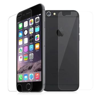 Tempered Glass For Iphone 6G/6S Clear(Front & Back)